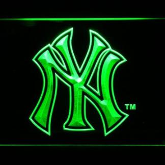 New York Yankees 2 neon sign LED