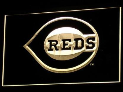 Cincinnati Reds neon sign LED