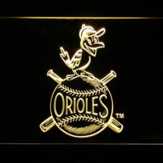 Baltimore Orioles 1954-1965 - Legacy Edition neon sign LED
