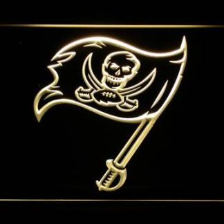 Tampa Bay Buccaneers 1997-2013 Logo - Legacy Edition neon sign LED