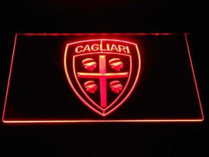 Cagliari Calcio neon sign LED