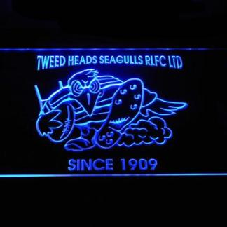 Tweed Heads Seagulls neon sign LED