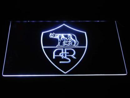 AS Roma - Legacy Edition neon sign LED