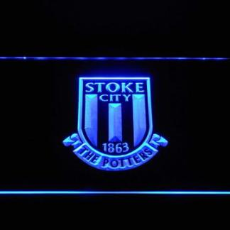 Stoke City F.C. neon sign LED