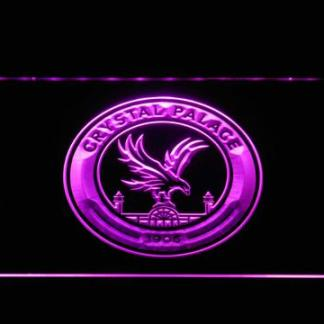 Crystal Palace F.C. - Legacy Edition neon sign LED