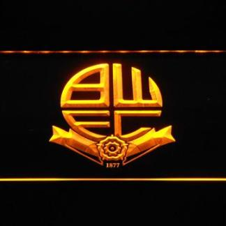 Bolton Wanderers FC neon sign LED
