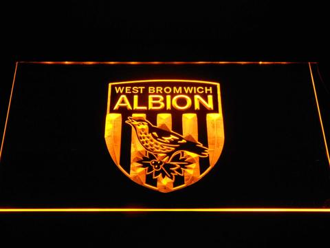 West Bromwich Albion Football Club Neon Sign Led Sign Shop What S Your Sign