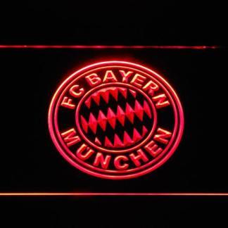 FC Bayern Munchen Crest Bundesliga neon sign LED