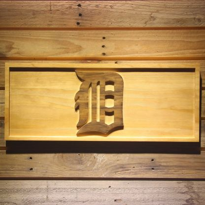Detroit Tigers 13 Wood Sign - Legacy Edition neon sign LED