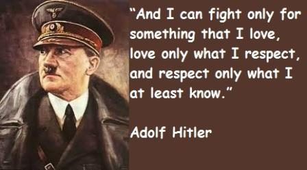 Image result for adolf hitler quotes