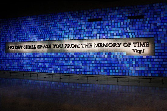 """""""No Day Shall Erase You From the Memory of Time."""""""