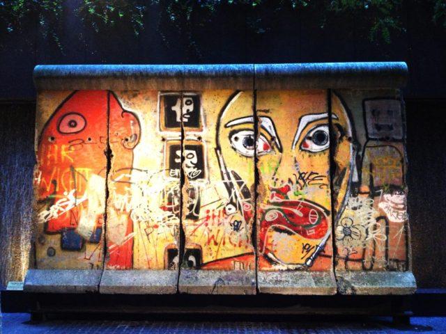 Artists; Thierry Noir & Kiddy Citny