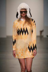 Katty Xiomara Nolcha Fashion Week Doost Charlie Brown