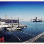NYC in Spring:  South Street Sea Port!
