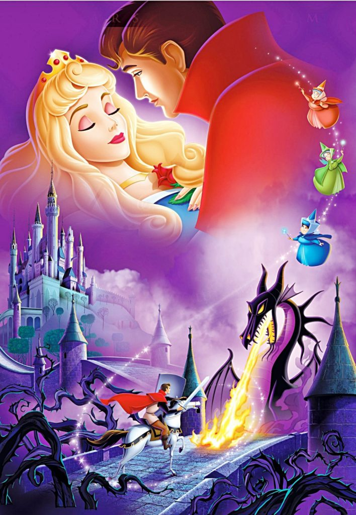 sleeping beauty, disney, movie, fairy tale
