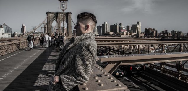 Meet Carlos Rodriguez, a Photographer with a Purpose (and model Rain Dove)