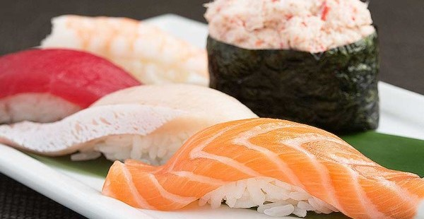 Sushi On The West Coast Octopus Japanese Restaurant In La