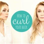 The Easiest Way to Curl Your Hair