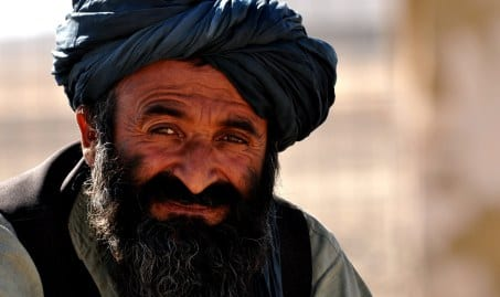afghan girl, afghan blonde