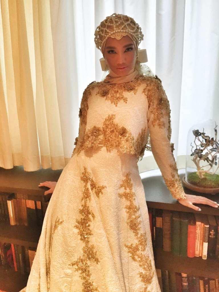 Anniesa Hasibuan, NYFW, Doost 2