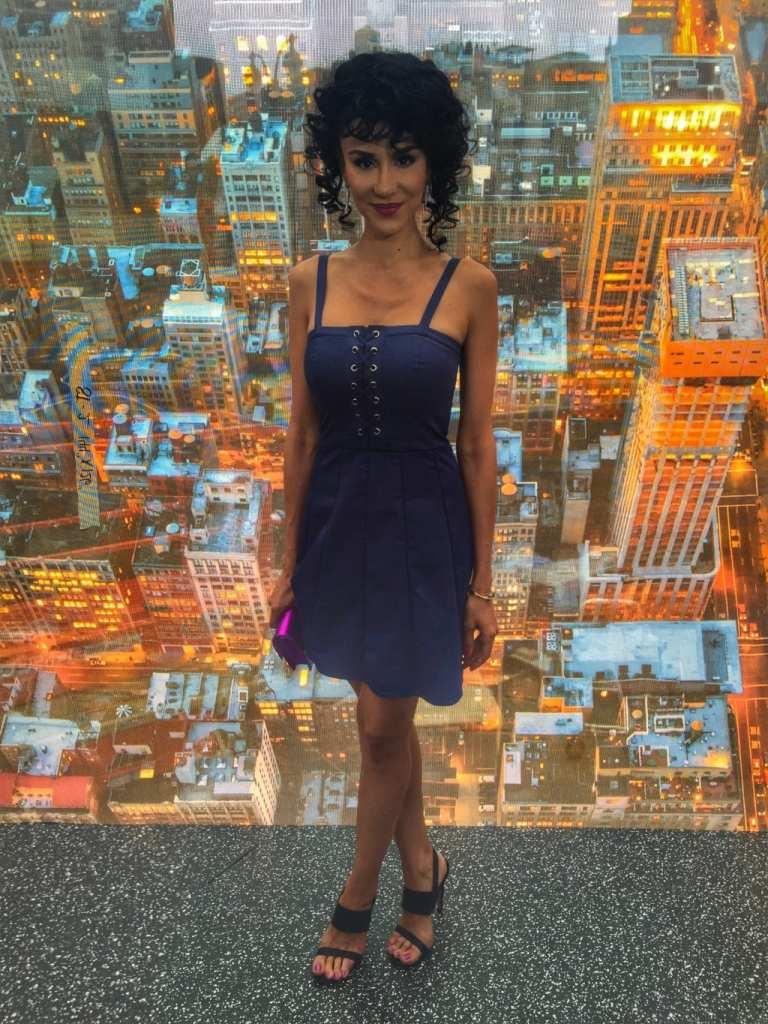 TMNT2 premiere, Layla Alizada, doost