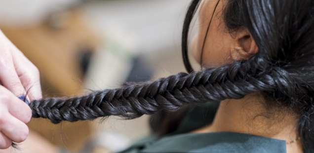 Hair Tips for Fishtail Braids Styled by Aveda · What I Wish I Knew