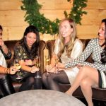 Black Barn for Dinner Parties & How To Stay in Style During the Holidays with Julie Brown NYC