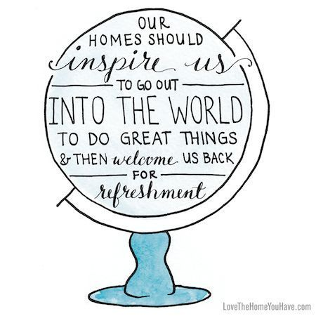 it s good to be home again ♥ quotes to inspire