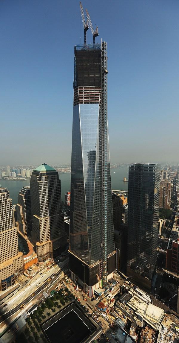 World Trade Center Focus
