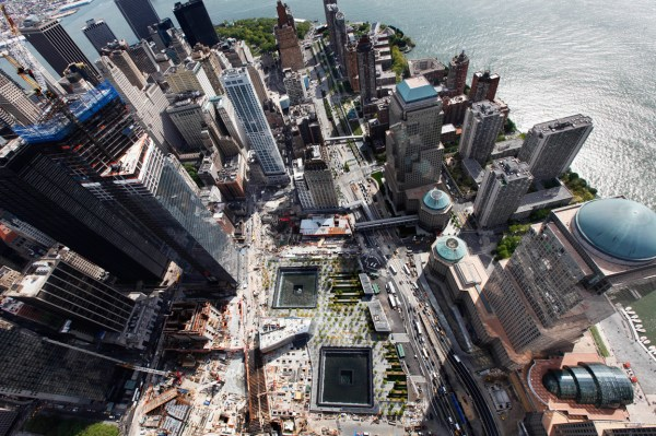 9 11 World Trade Center Attack Memorial