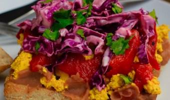 Mexican Picante Sandwich