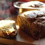 Zucchini, Carrot, Walnut Loaf