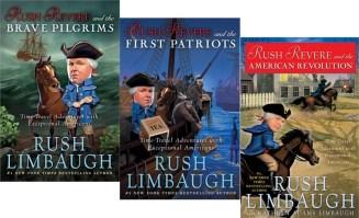 4. Rush Revere by Rush Limbaugh and Kathy Adams Limbaugh
