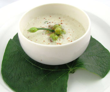 Green Room Coconut Soup - WhatTherapy