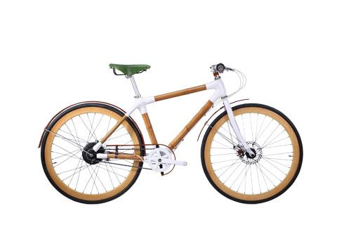 How a Bike Trip Through the Silk Road Inspired a Bamboo Bike