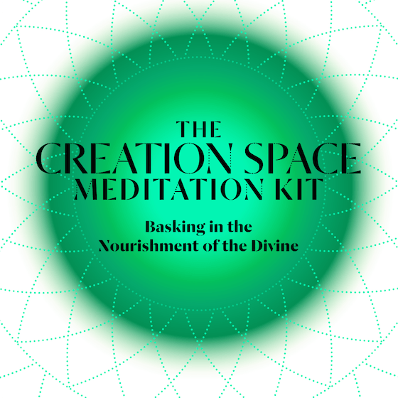 The Creation Space Meditation Kit Prayer Danielle LaPorte