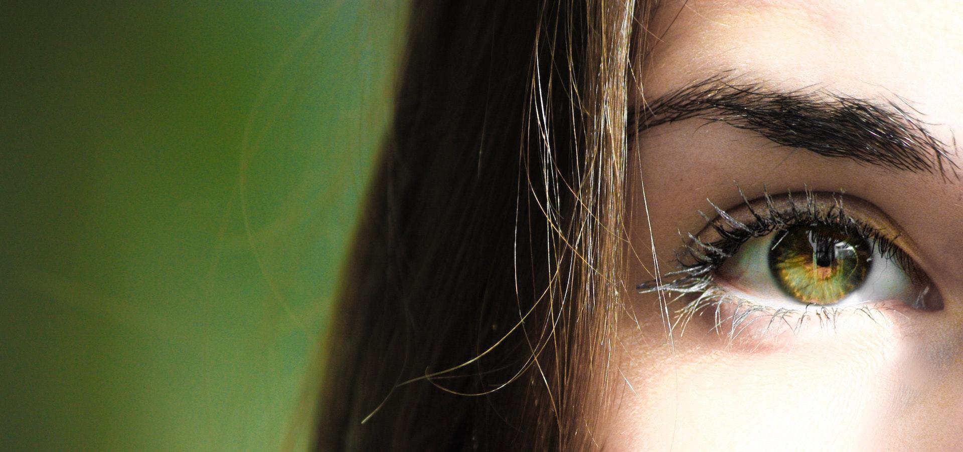 eye fovea sharpest vision