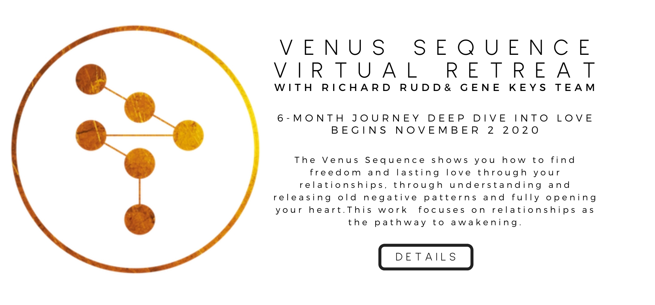 Gene Keys Venus Sequence Virtual Retreat 2020