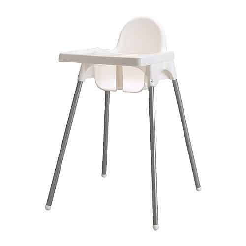 ikea high chair review recaning chairs houston antilop highchair what the redhead said