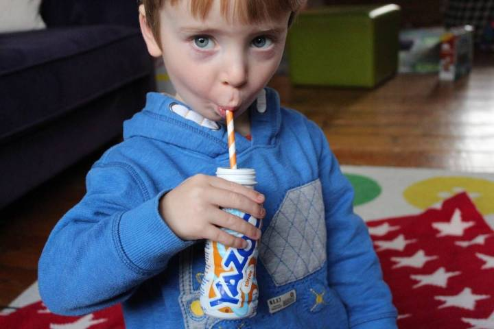 Yazoo No Added Sugar Review and Giveaway!