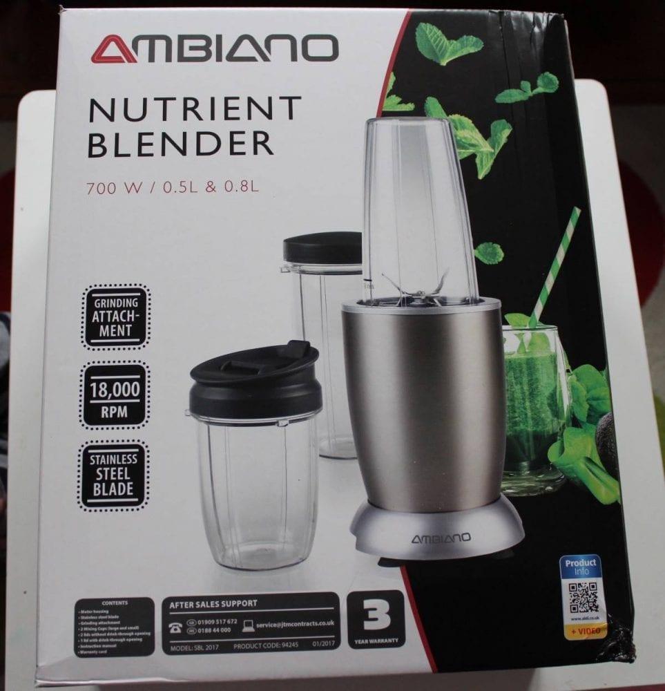 Ambiano Blender