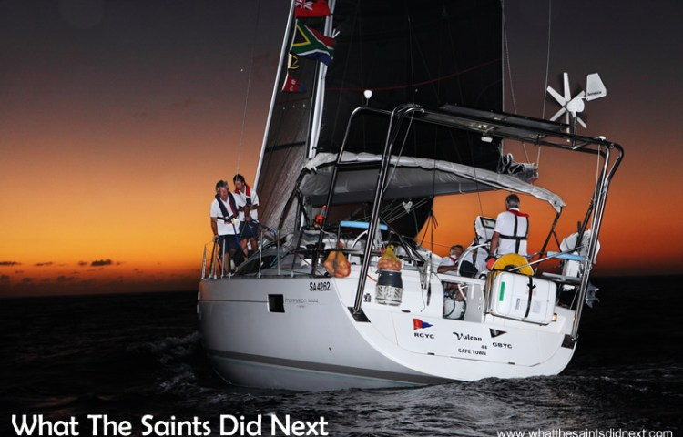 Shot In The Dark – Governor's Cup Yacht Race 2014/15