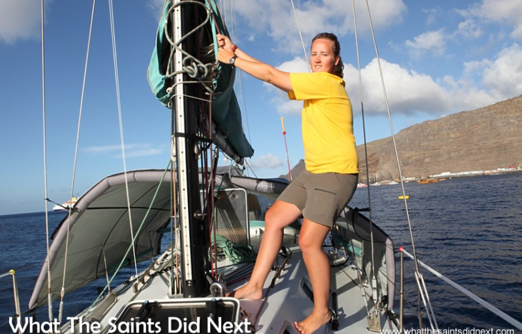 St Helena Governor's Cup Yacht Race Winners – Black Cat