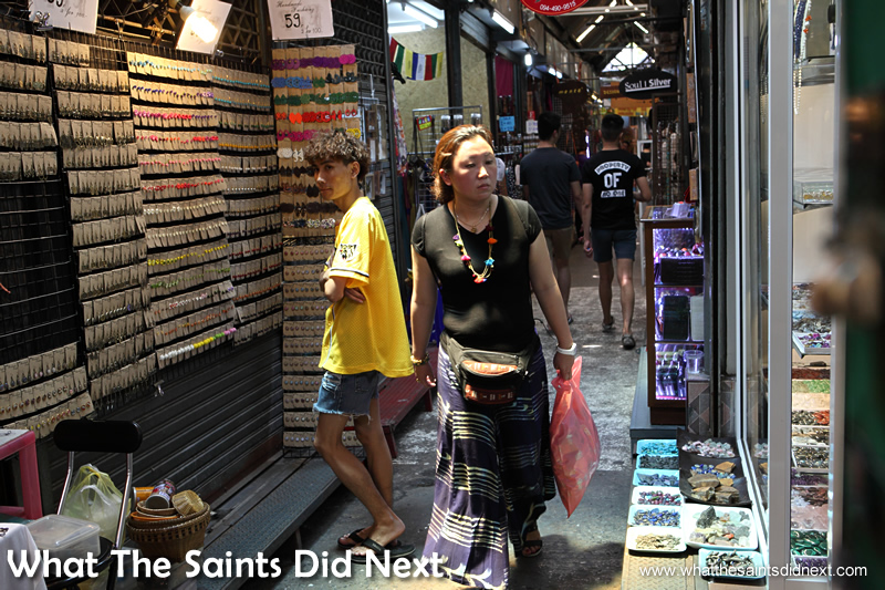 Chatuchak market guide - exploring the whole place would take all weekend, it's so huge.