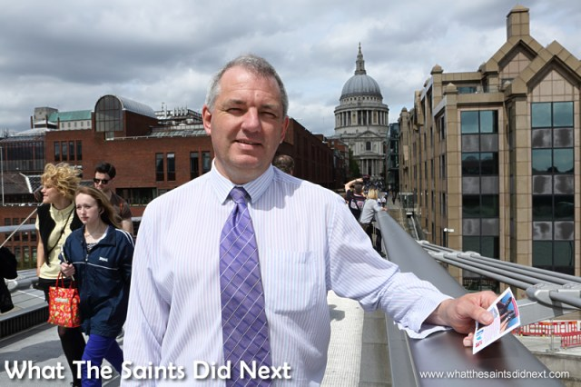 John commutes from Cambridge to work in London.  What is so good about London?