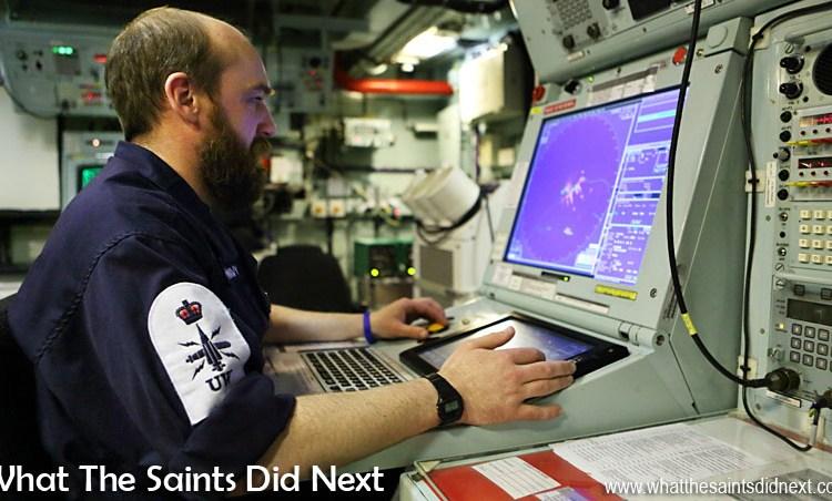 HMS Lancaster: Life Onboard A Royal Navy Frigate