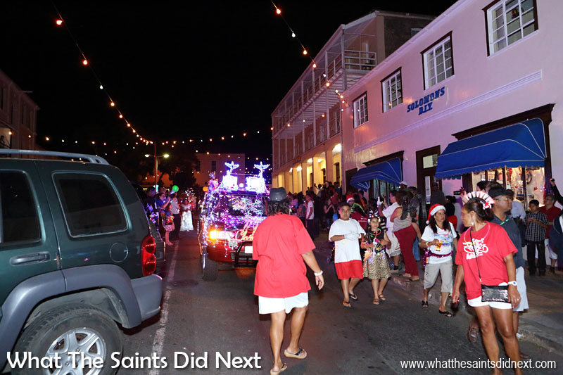 St Helena Festival of Lights 2015