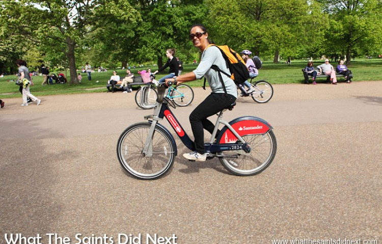 Boris Bikes Plus 12 Different Modes of Transport We Tried in 2015