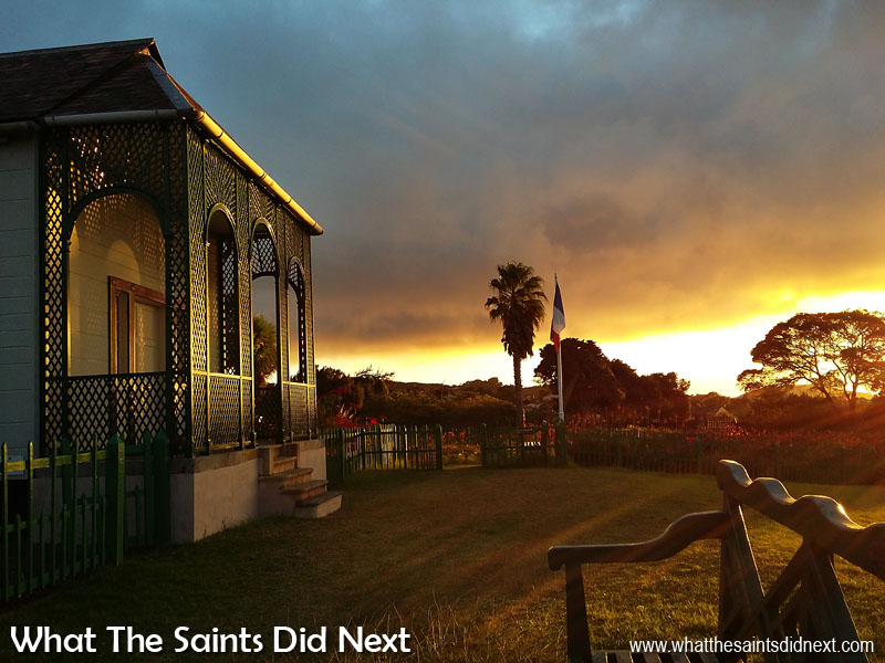Use The Light - The lighting principles of photography are just as important with mobile photography. The 'golden hour' even with an overcast sky worked brilliantly for this shot of Longwood House, Napoleon's final home, on St Helena. Tips For Better Mobile Photography