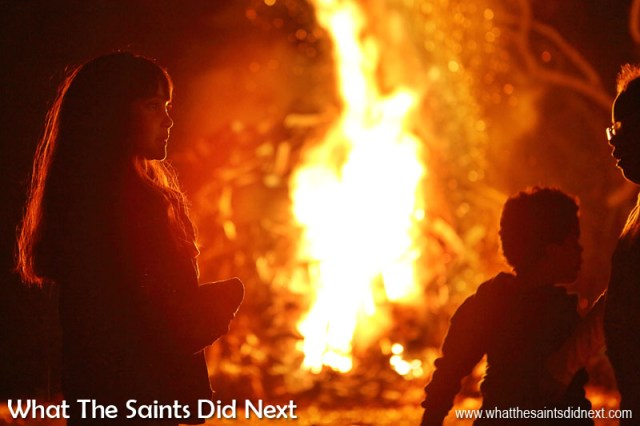 Guy Fawkes Day is still plenty of fun for children. Sandy Bay, St Helena Guy Fawkes Day and Bonfire Night.